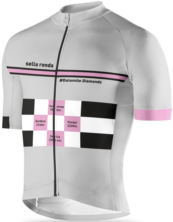 Sella Ronda, cycling jersey, maillot