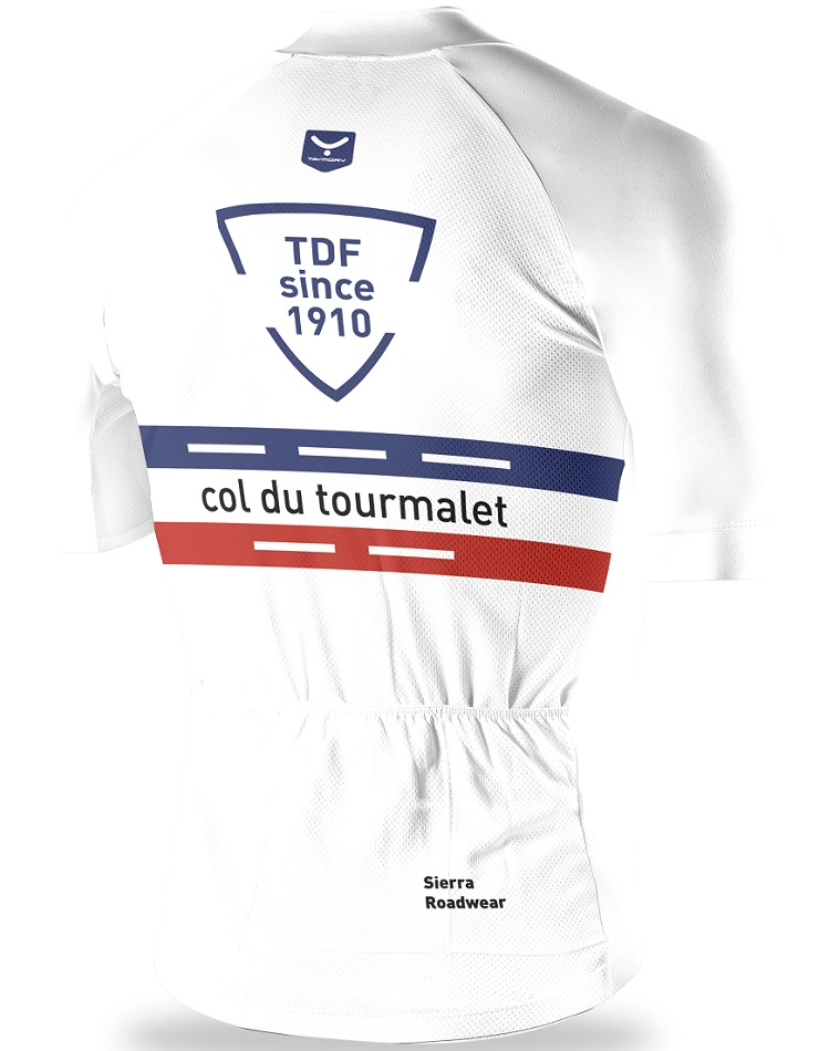 Col du Tourmalet cycling jersey