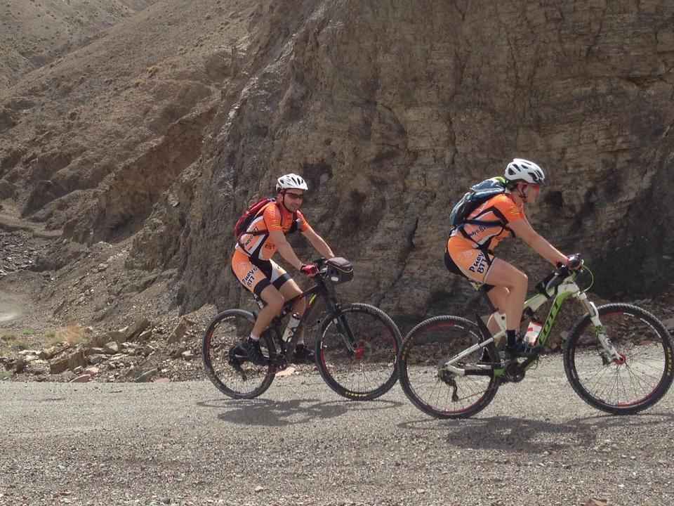 Morocco cycling tours, Morocco on Mountain Bike
