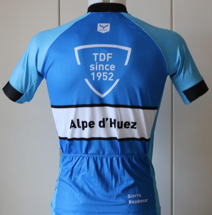 Alpe d'Huez, Cycling Jerseys, Maillots