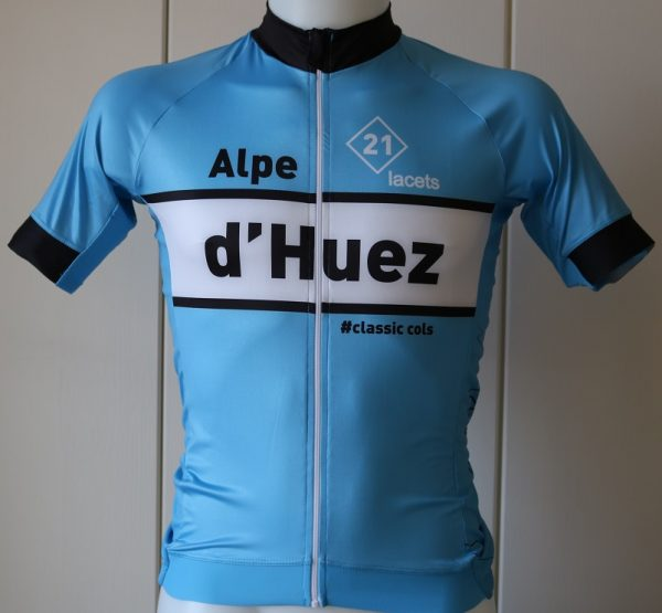 Alpe d'Huez, Cycling Jerseys, Maillots