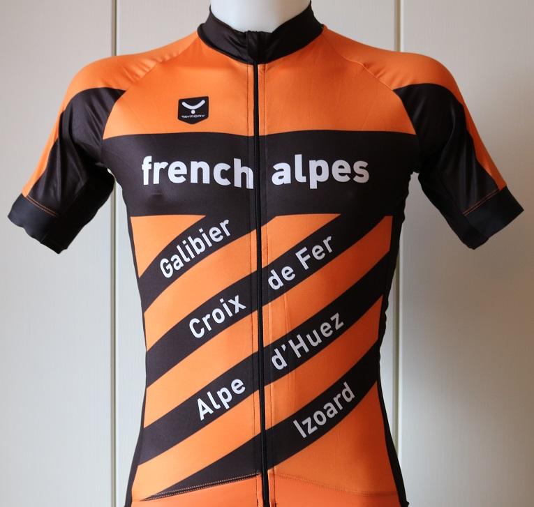 e520cb0a2 French Alpes Cycling Jersey