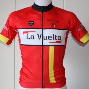 La Vuelta, Tour of Spain, Cycling Jerseys, Maillots