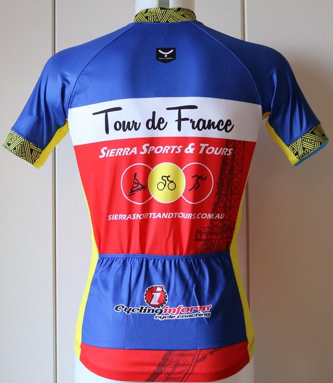 Tour de France, Le Tour, Cycling Jerseys, Maillots