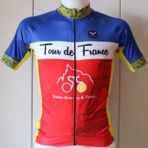 Tour de France, Le Tour, Cycling Jerseys, Maillots
