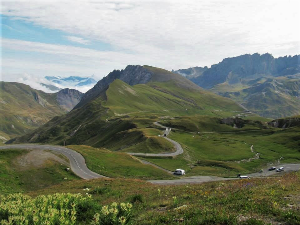 Col du Galibier, Galibier, Telegraphe, French Alps, French Alpes, Tour de France, European Cycling Tours