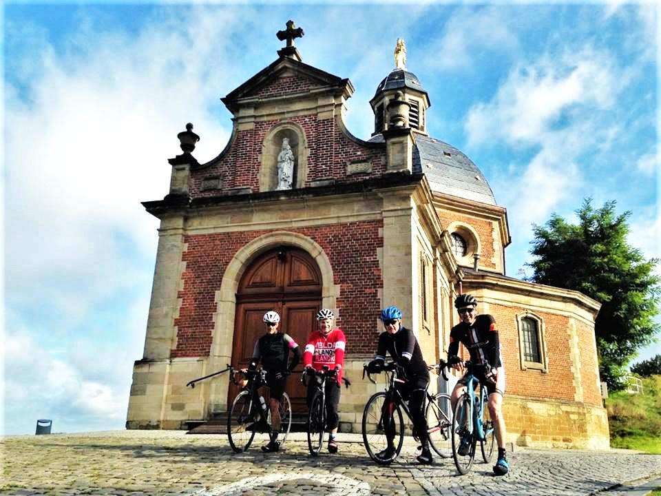 The Kapelmuur church is back at Flanders