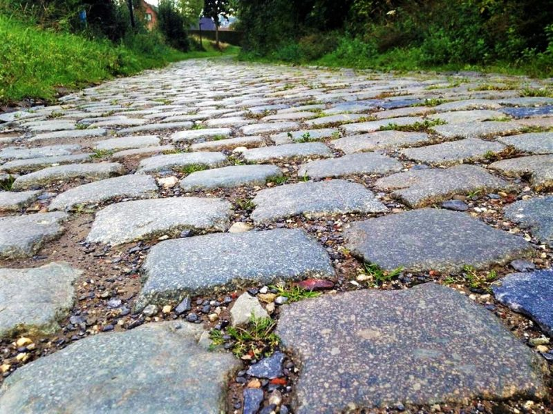 Cobbles and the bergs of Flanders