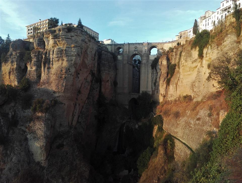 Ronda, Puente Nuevo, Cycling Tours, Andalusia