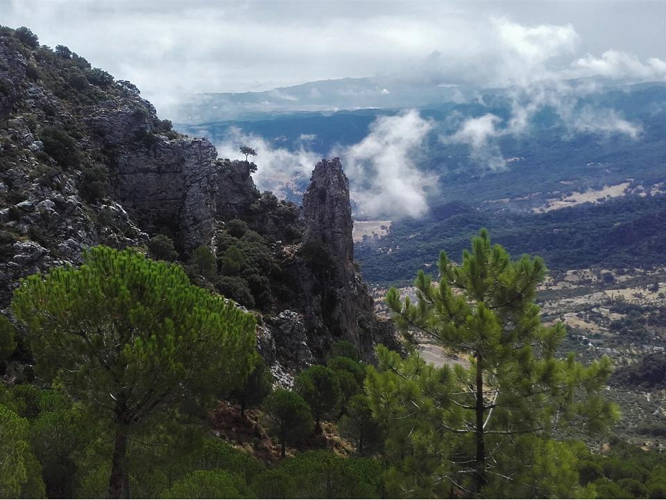 Puerto de las Palomas, Zahara de la Sierra, Sierra de Grazalema,Grazalema, Cycling Tours, Andalusia