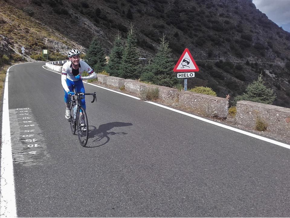 Puerto de las Palomas, Zahara de la Sierra, Grazalema, Cycling Tours, Andalusia