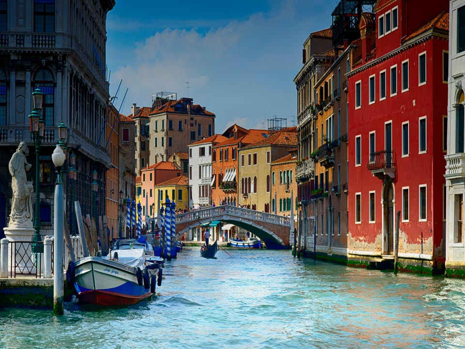 Venice is the start of our Italian Dolomites Cycling Tour