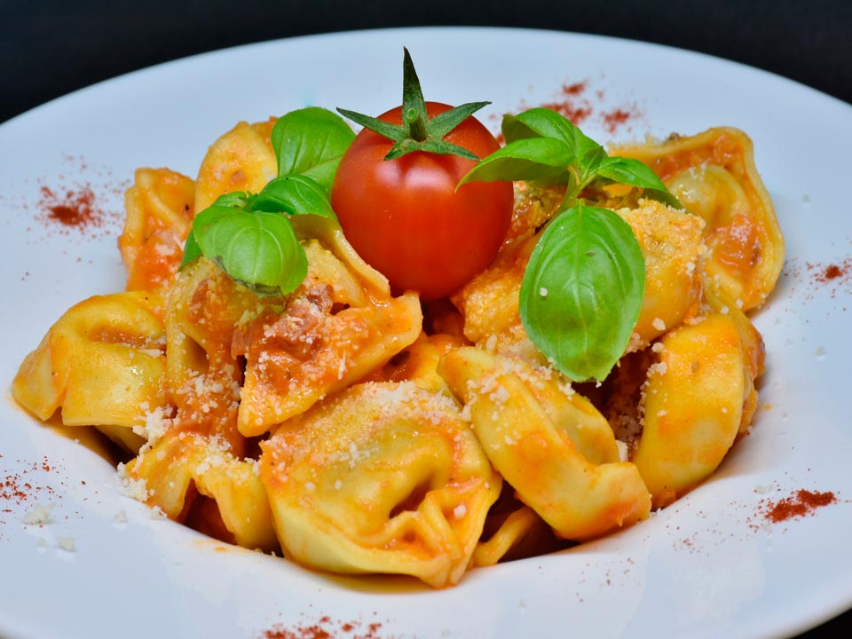 Italian cuisine on our Italian cycling tours