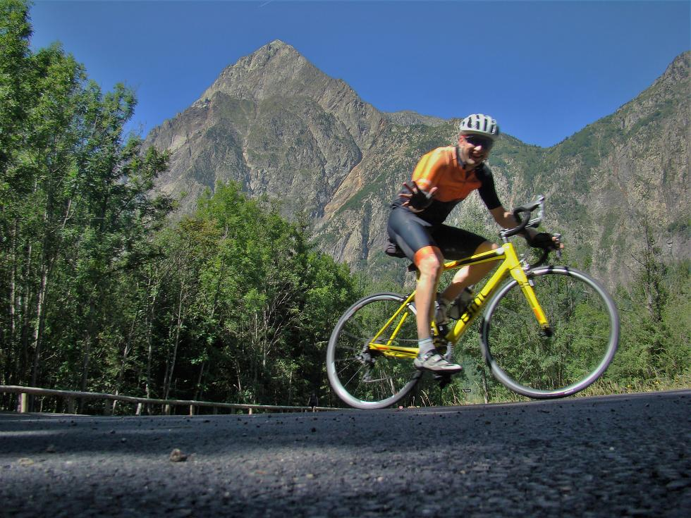 French Alps, Cycling Tours