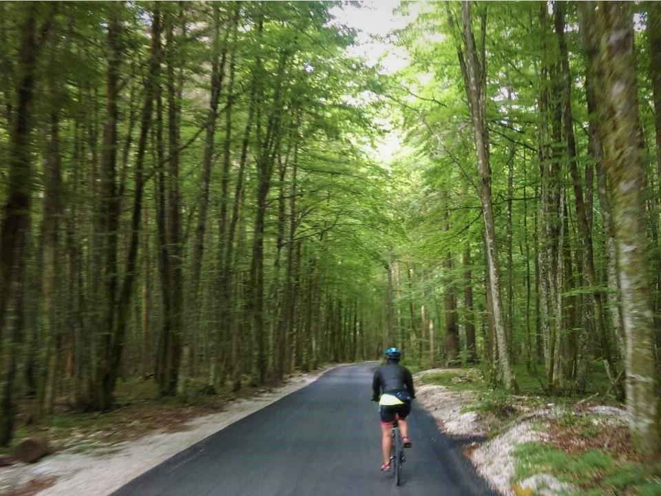 Slovenia, Cycling Tours