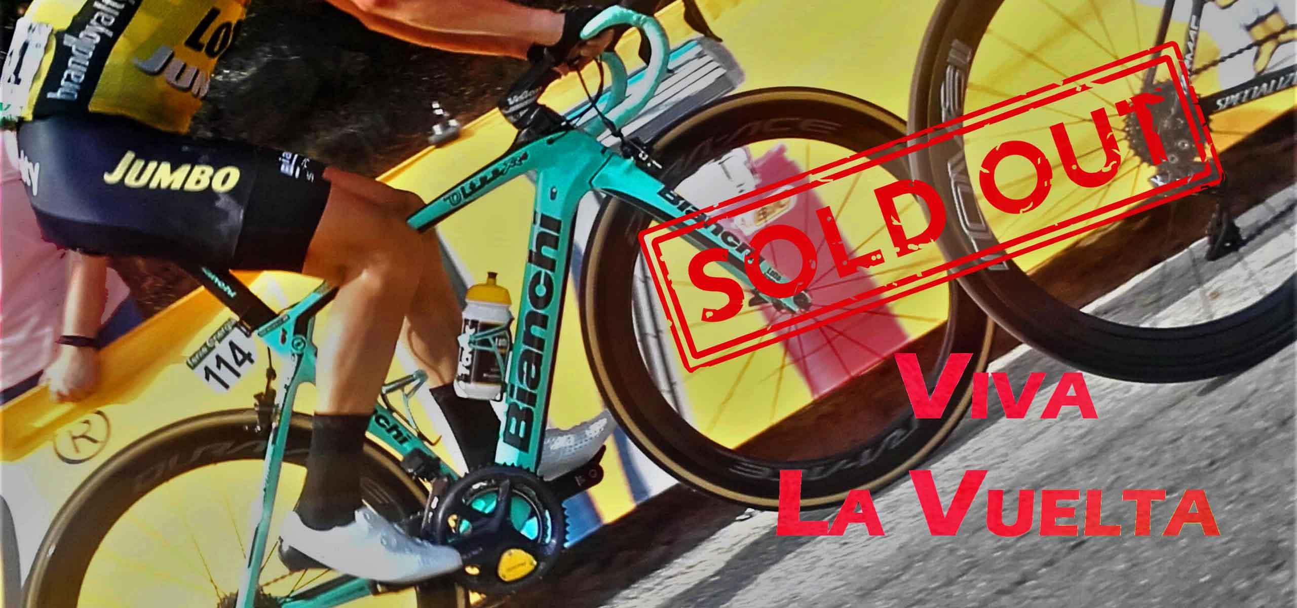 La Vuelta Cycling Tours