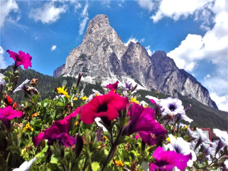 The Dolomites are calling