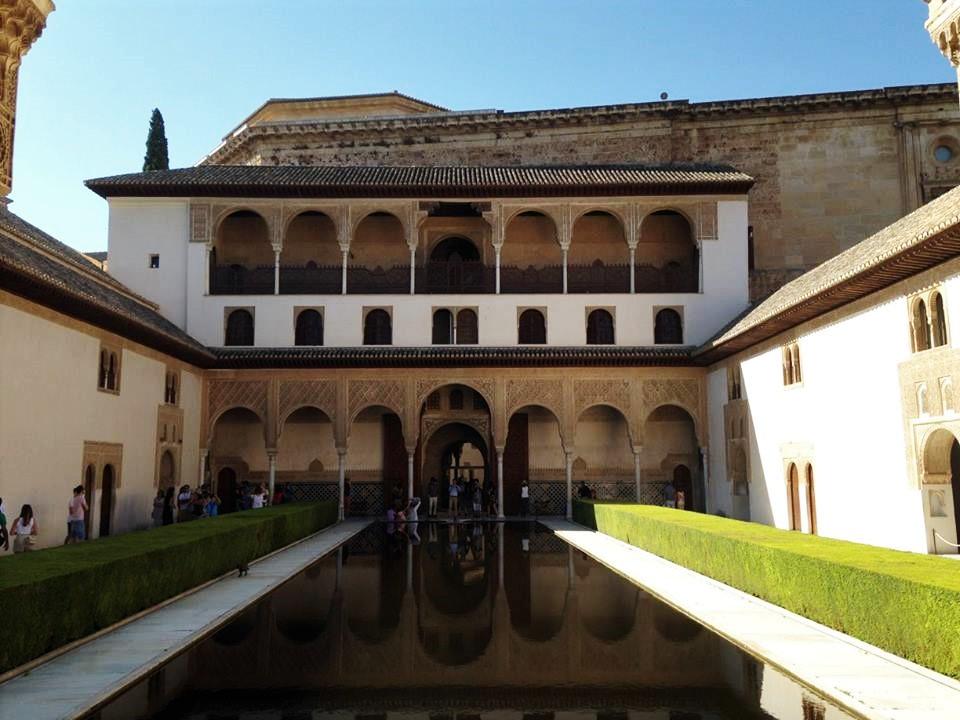 La Alhambra, La Vuelta, La Vuelta a España, Tour of Spain, Andalusia, Cycling Tours, Granada