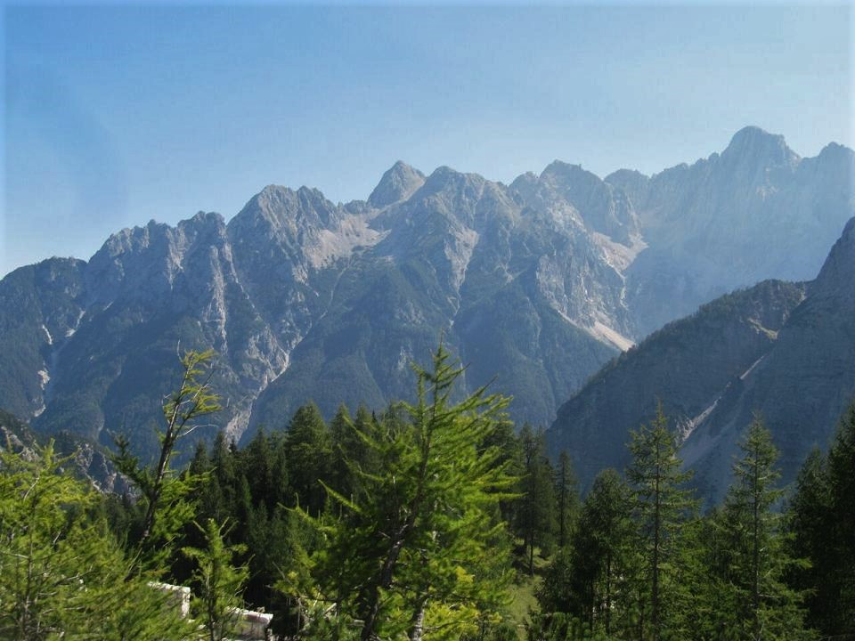 Slovenia, Passo Vrsic, Kransjka Gora, Julian Alpes, Cycling Tours