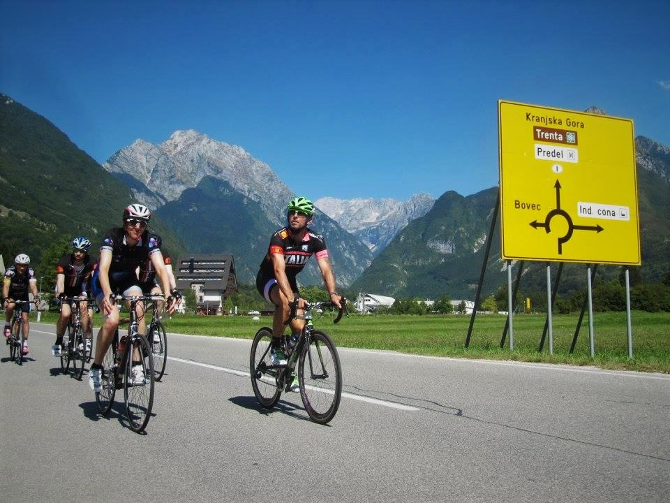 Slovenia, From Kranjska Gora to Bovec via the Julian Alpes, Cycling Tours