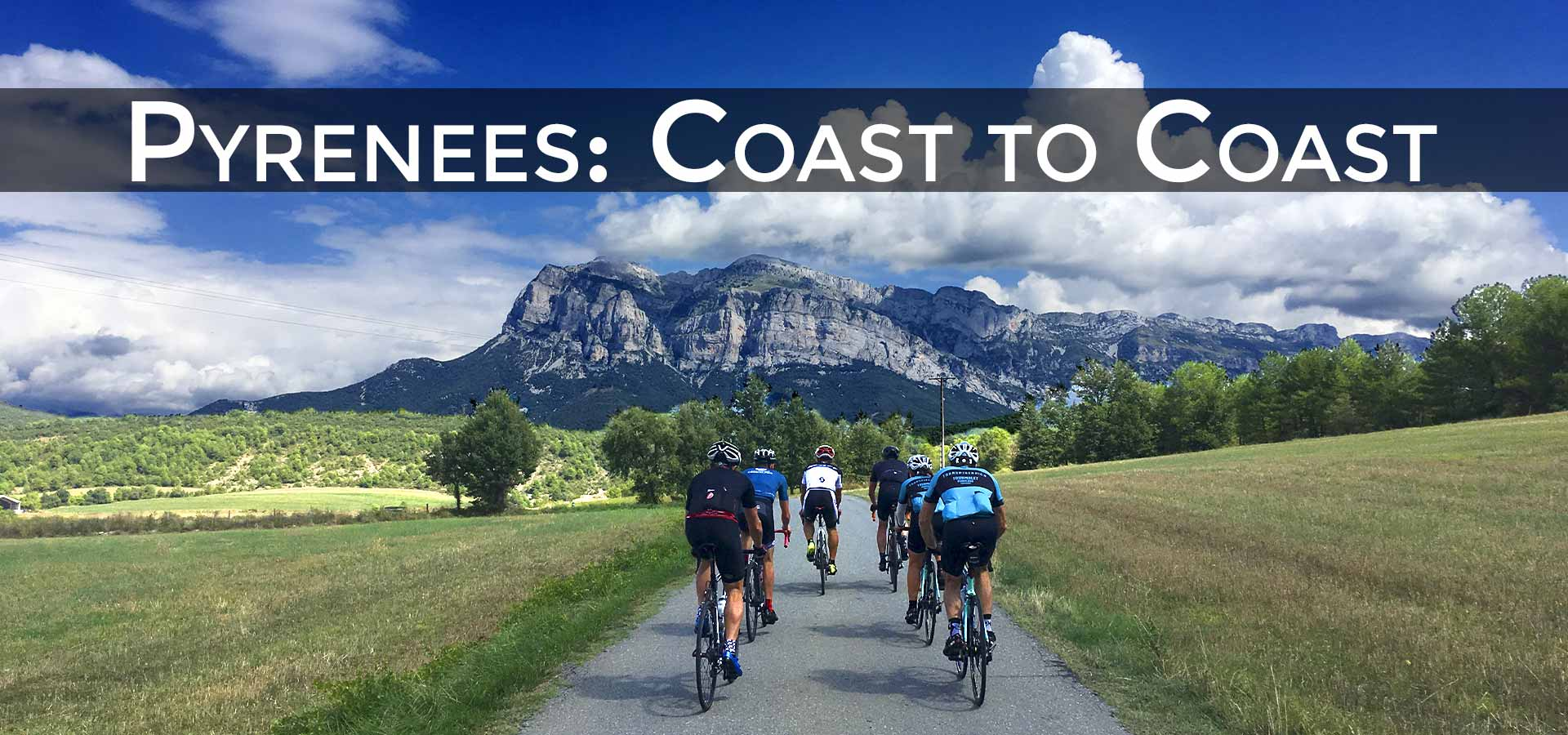 Pyrenees Cycling Tour