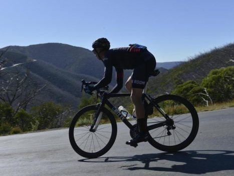 Cycling through the Victorian High Country
