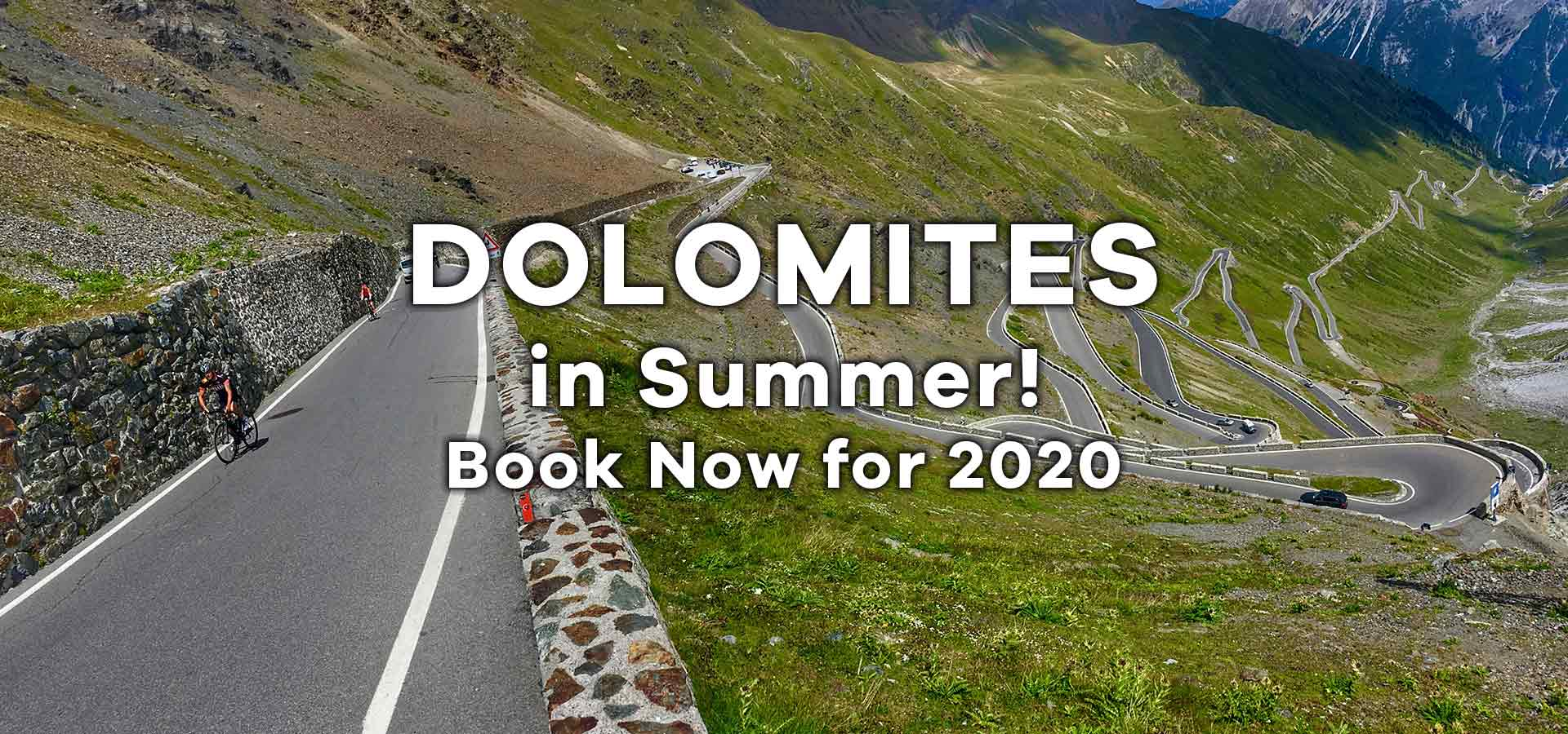 Cycling in the Dolomites & Stelvio National Parks