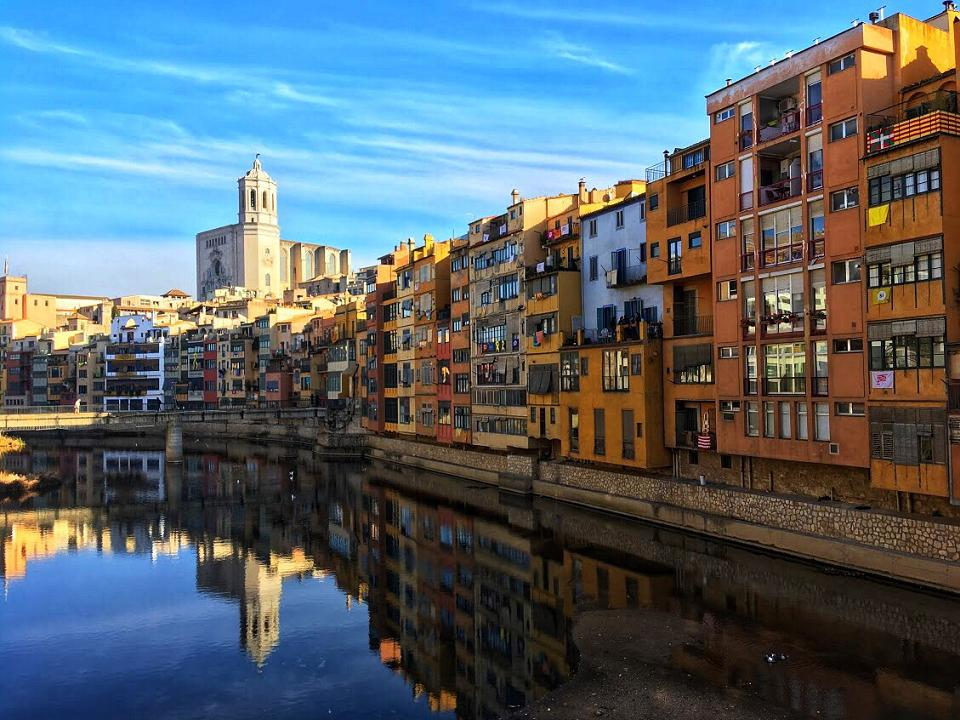 Girona the home of European road cycling