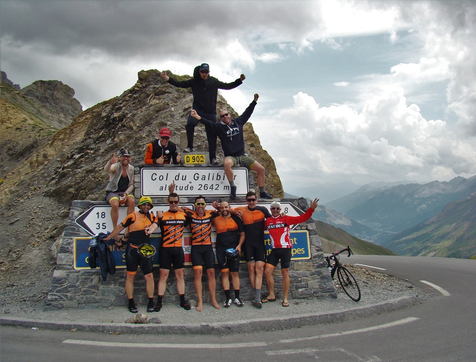 Col du Galibier is the highest Tour de France stage finish