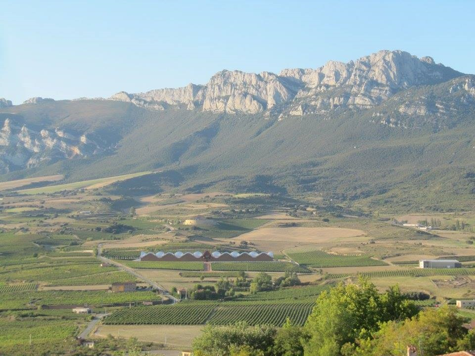 Stunning views from Laguardia in La Rioja