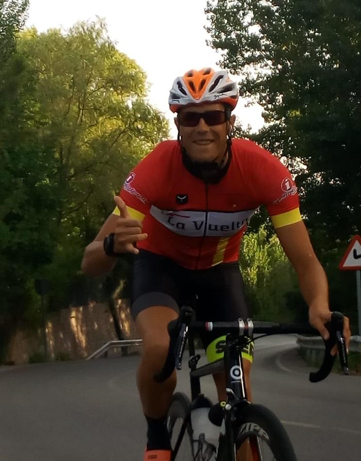 La Vuelta cycling clothing